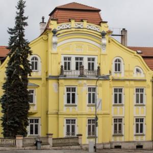 Vlastní vila třebíčského architekta Milana Kubeš