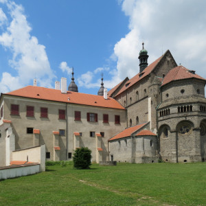 Bazilika sv. Prokopa v Třebíči (památka UNESCO)