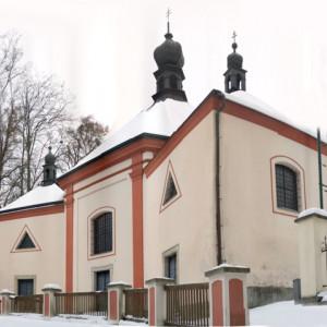 Kostel svaté Trojice v Havlíčkově Brodě