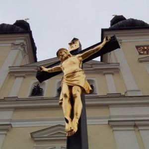 Kostel v Bystřici nad Pernštejnem