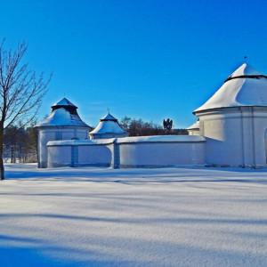 Dolní hřbitov ve Žďáru nad Sázavou