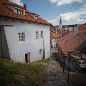 Židovská čtvrť Třebíč (památka UNESCO)