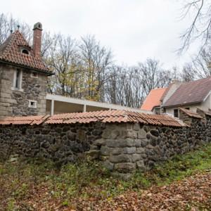 Větrný zámek na Křemešníku