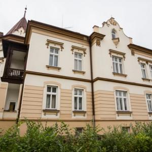 Svobodova vila v Havlíčkově Brodě (bývalý Dům dětí a mládeže)
