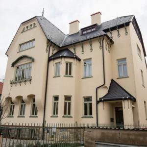 Vila Marie Karas v Jihlavě