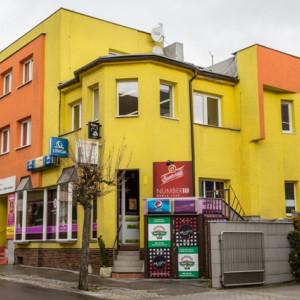 Dům U Hobzů ve Žďáře nad Sázavou