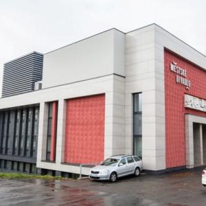 Městské divadlo ve Žďáře nad Sázavou