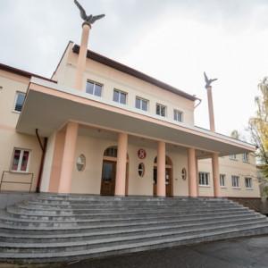 Sokolovna ve Žďáře nad Sázavou