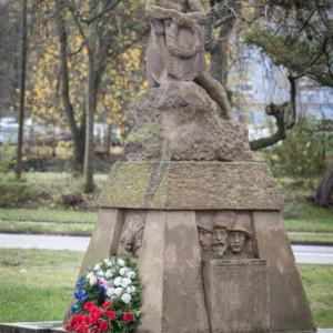 Pomník padlým světové války ve Žďáře nad Sázavou