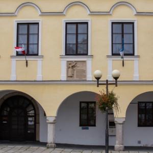 Radnice v Pelhřimově