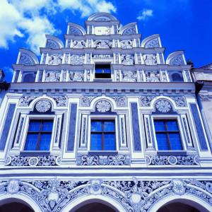 Dům na náměstí v Telči