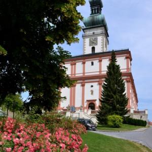 Chrám Nanebevzetí Panny Marie v Polné