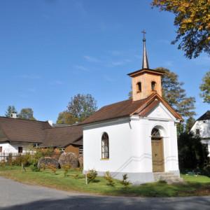 Vesnická památková rezervace Krátká na Žďársku