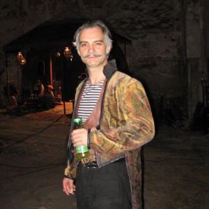 Jednu z hlavních postav si zahrál Ivan Trojan