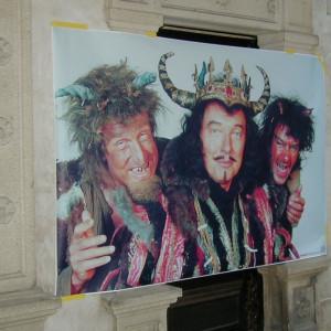 Pohádka Z pekla štěstí 2 se natáčela v Telči